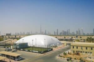 gallery dubai air dome
