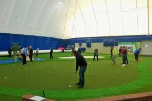 gallery golf air dome