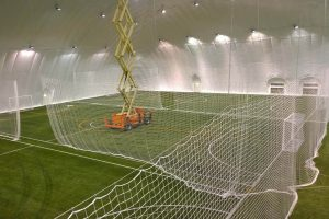gallery indoor football air dome