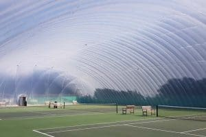 poly air dome bubble 2