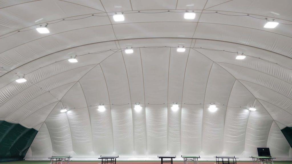 pvc air domes uk