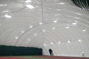 pvc gallery air dome 1