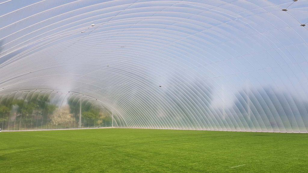 leicester tigers training dome